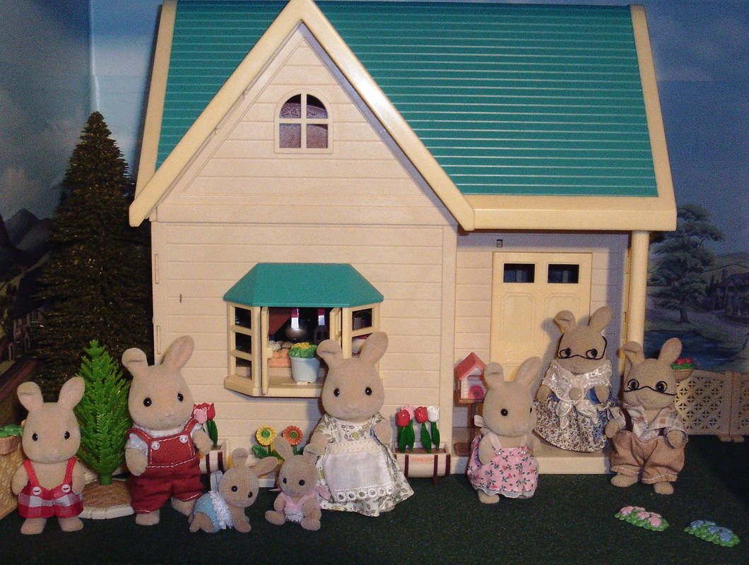 Sylvanian Families Home About Me